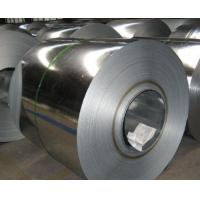 Wholesale HDG DIN GB Hot Dipped Galvanized Steel Coil , 2B BA HL steel sheet coil from china suppliers