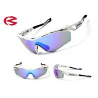 Wholesale Muti Color Lens Anti UV Eyewear Outdoor Sports Sunglasses For Men / Women from china suppliers