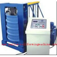 Wholesale Glazed Roof Panel / Tile Cold Arch Bending Machine With PLC Control System 1000mm Feeding Width from china suppliers