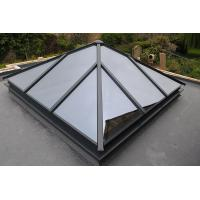 Quality ANSI Z97.1 Standards Low E Tempered Glass For Skylights Roof  Window for sale