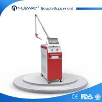 Buy cheap Qswitch ndyag laser machine High energy 2400mj laser tattoo removal machine / pigmentation removal / vascular removal from wholesalers