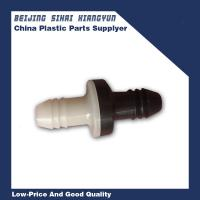 "Wholesale PA66 Silicone HHO Single Way Check Valve 3/8"" Inline Fuel Stop Valve from china suppliers"
