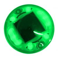 Buy cheap New Plastic Solar LED Road Reflector Stud round PC material solar cat eye road stud from wholesalers