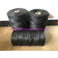 Wholesale Fibrillated Twisted PP Filler Yarn Best Breaking Load Winding on Paper Tube from china suppliers