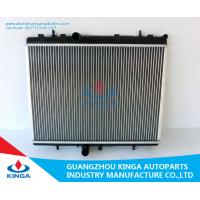 Wholesale PEUGEOT 407 ' 04 MT Aluminium Car Radiators OEM 1330 J9/1330 V3 Full Aluminum Radiator from china suppliers