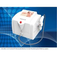 Wholesale Mini CO2 Fractional RF Microneedle Machine For Skin Resurfacing And Whitening from china suppliers