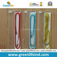 Wholesale Speical Seprately Arylic Box Packing Colorful Fishing Coiled Lanyard Holder from china suppliers