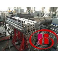 Wholesale WPC / PVC foam plate exrusion machine (furniture board, advertisement board, door panel...) from china suppliers