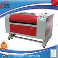Wholesale Wood Bamboo co2 laser engraving machine with cylinder rotary from china suppliers