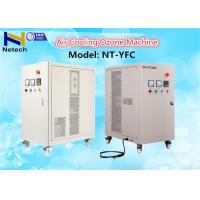 Wholesale Efficient PSA Air Cooling Ozone Generator , Wastewater Treatment Purification No Pollution from china suppliers