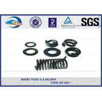 Wholesale Black Spring Locking Washer 65Mn for Bolt / Split Lock Washers from china suppliers