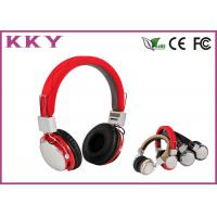 Wholesale TF Card FM Radio 3.5mm AUX Wireless Music Headphones For Smartphone from china suppliers