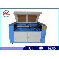 Wholesale Portable Wood Acrylic Co2 Laser Engraving Cutting Machine , CE ISO Certification from china suppliers