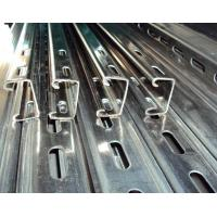 Wholesale JG/T3045-1998 Zinc Plating Steel C Profile Stainless Steel C Channel from china suppliers