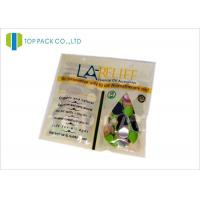 Wholesale Moisture Proof Plastic Fish Lure Ziplock Bags Glossy Clear Window from china suppliers