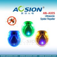 Ultrasonic + Electromagnetic Bugs / Spider Repeller