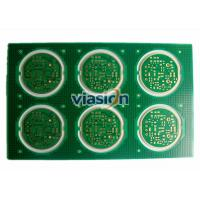 Wholesale High TG 250 Polyimide PCB, 6 layers RF PCB Design For IC Testing Equipment from china suppliers