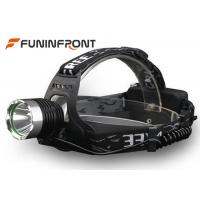Wholesale CREE T6 Outdoor LED Headlamps, 3 Light Modes Night Hunting LED Headlight from china suppliers