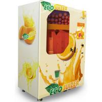 Wholesale Healthy Freshly Squeezed Orange Juice Vending Machine With 19 Inch Led Screen from china suppliers