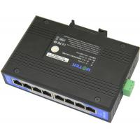 Wholesale 8-port Unmanaged Industrial Ethernet Switches , Standard IEEE 802.3 from china suppliers
