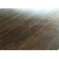 Wholesale Rustic Handscraped Oak Laminate Flooring Indoor 12mm E667 for Household from china suppliers