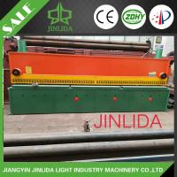 Wholesale Hexagonal Netting Sheet Cutting Machine With PLC Control 4300mm Width And Color Is Green from china suppliers