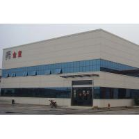 High Rise Prefabricated Steel Structure Frame Building