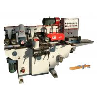 Wholesale Heavy duty 4 side planner four sides moulder wood moulding machines list from china suppliers