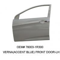 Wholesale Hyundai Verna / Solaris Front Left Car Door Replacement 76003-1R300 from china suppliers