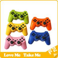 Buy cheap China video game consoles wireless bluetooth for ps3 game controller from wholesalers