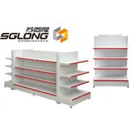 Wholesale Supermarket Storage Racks Store Display Equipment 80KG - 150KG Capability from china suppliers