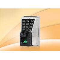 Wholesale Waterproof IP65 Fingerprint Access Control System With Keypad Multi Authentication from china suppliers