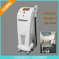 Buy cheap Professional high quality Sapphire opt shr ipl fast treatment  hair removal machine with tattoo removal from wholesalers