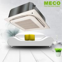 Wholesale Energy Saving Cassette Fan Coil Units 300CFM 0.75TR from china suppliers