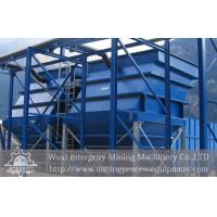 Quality Mining Inclined Plate Clarifier Thickener for Iron Ore Beneficiation Plant for sale