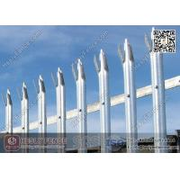 Wholesale HESLY Steel Palisade Fencing from china suppliers