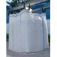 Buy cheap Feed Stuff / Mineral Powder Foldable Starch Baffle Bag Jumbo Plastic Bag ISO 9001 2008 from wholesalers