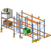 Wholesale Powder Coating Drive In Pallet Racking Customzied Size Warranty 5 Years Pallet Picking from china suppliers