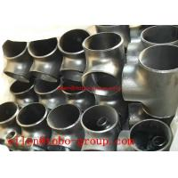 Wholesale ASTM A815 WPS32550 straight tee from china suppliers
