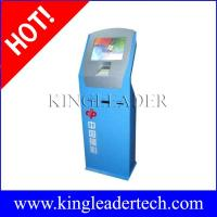 Wholesale Extra slim public Lottery ticket kiosk    custom kiosk design TSK8008 from china suppliers