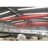 Buy cheap 12 Ton / 15 Ton Single Girder Overhead Crane , Industrial Travelling Bridge Crane from wholesalers