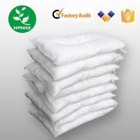 ISO 9000:2008 100% PP white industrial oil Spill Control Absorbent pillow