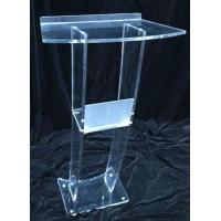 Wholesale Customized acrylic lectern modern design acrylic lectern from china suppliers