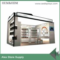 Wholesale New design shopping mall cellphone kiosk for mobile phone accessory kiosk display counter from china suppliers