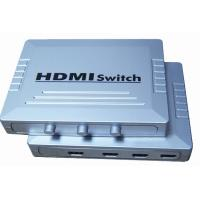 Quality 3 Port HDMI switch selection, 3 by 1 3 input 1 output, HDMI 1.4 Version for sale