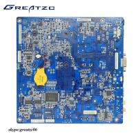 Wholesale Intel Quad Core J1900 Fanless Motherboard , Dual LAN Mainboard With DC Power from china suppliers