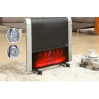 Buy cheap new design mica heater with LED flame fire from wholesalers