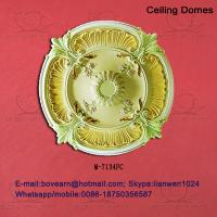 Wholesale Large recessed ceiling domes/ pu ceiling medallions from china suppliers
