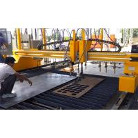 Wholesale 4M Span VFD Control CNC Plasma Cutting Machine With P105 Hypertherm Power from china suppliers