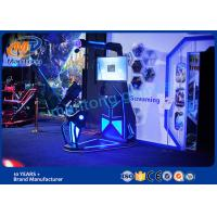 Wholesale Amazing Virtual Reality Simulator Amusement Theme Park With Magic HTC Glasses from china suppliers